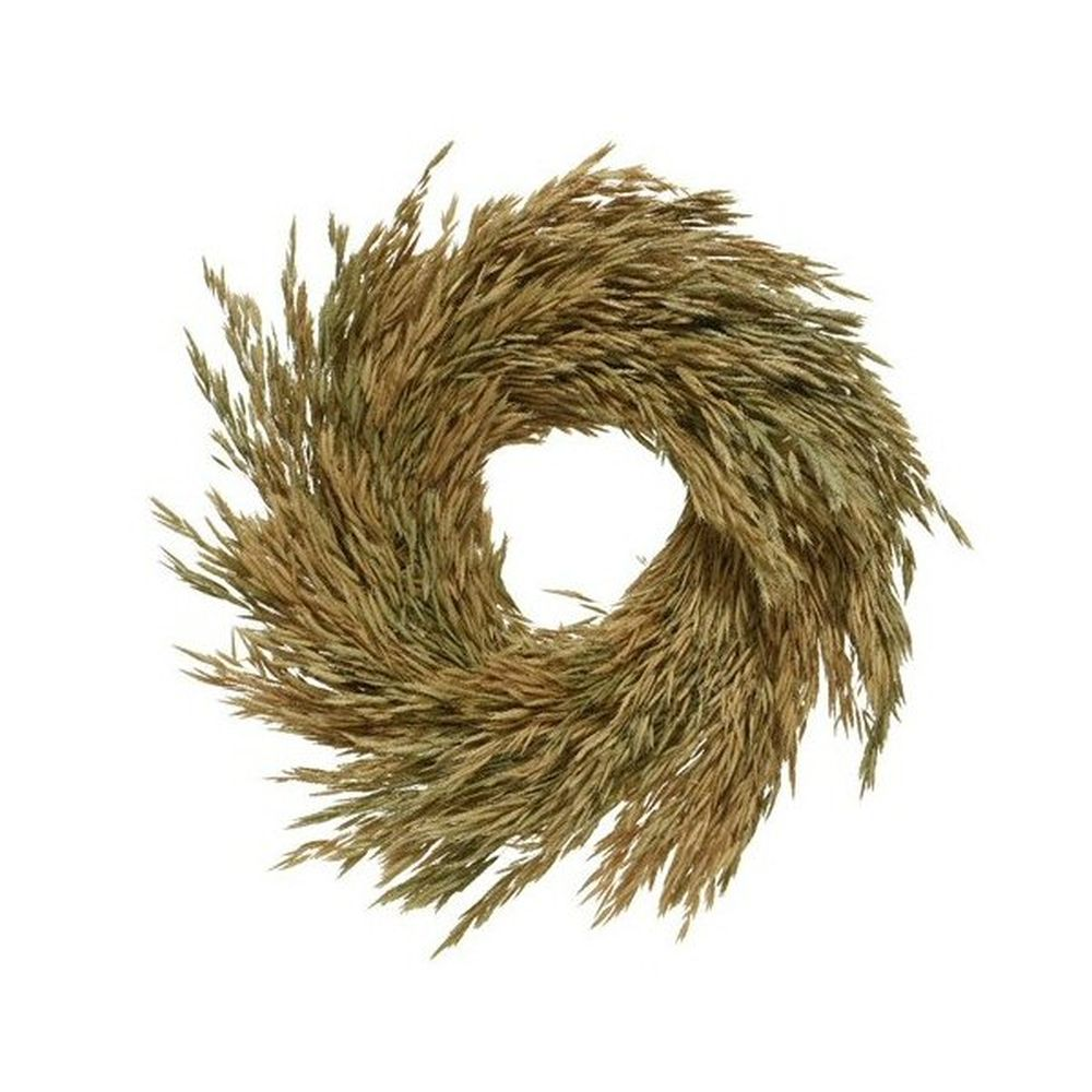 Kaemingk 40cm Oat Wreath