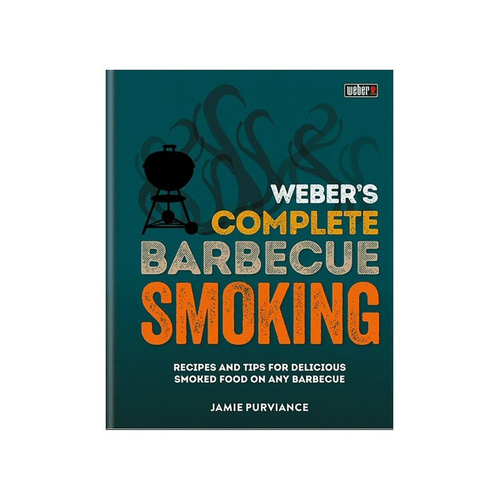 Weber Complete Barbecue Smoking Book - 17727