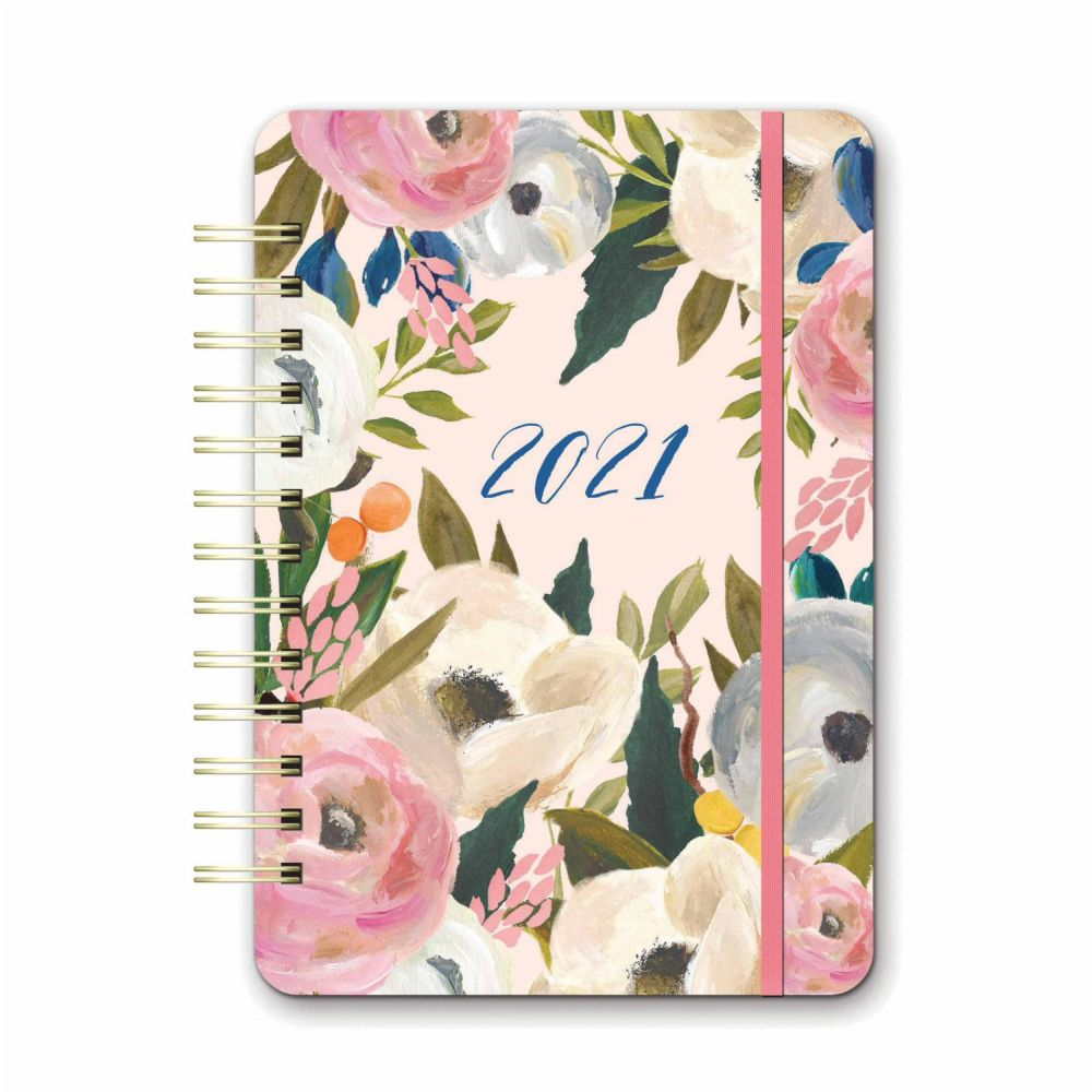 2021 A5 Do It All, Bella Flora Diary